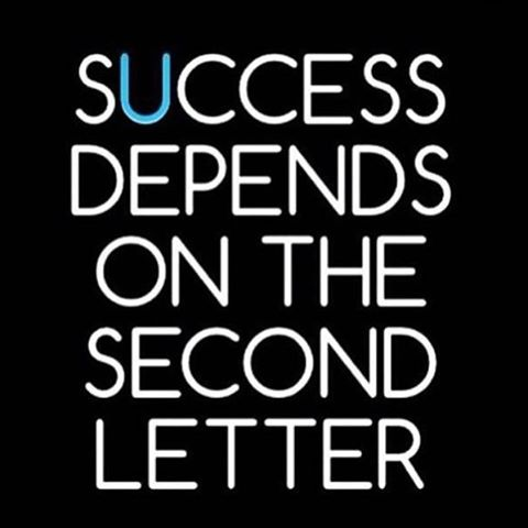 You are the only one who can ensure success for yourself. Work hard, push yourself and watch as opportunities present themselves #HonorSociety #success - HonorSociety.org
