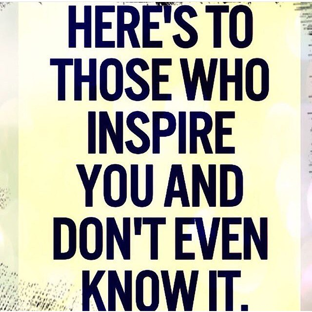You can inspire people around you simply being being yourself. Even if you don't know it at the time, the people whose lives you change for the better will always know. - HonorSociety.org