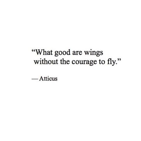 Are you living up to your full potential? #embraceyourcourage #andfly - HonorSociety.org