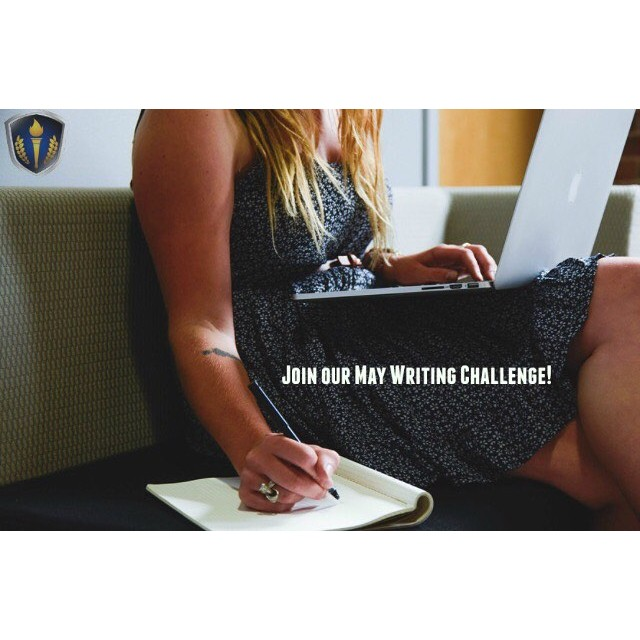 There is still plenty of time to join our May Writing Challenge...Enter for your chance to win the $250 prize! You can even become a Featured Writer for HonorSociety.org...Make sure to read the following directions and submit your entries: http://bit.ly/1RoJ9UK - HonorSociety.org